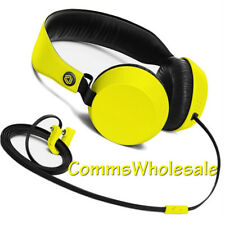 Genuine Nokia WH-530 Coloud Boom Headphones with Mic - Yellow