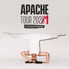 2x Apache 207 Tickets Frankfurt 19.01.2021, Stehplätze