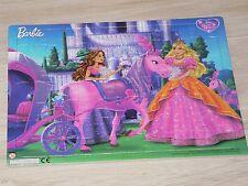 Puzzle carton 49 pièces Mattel Barbie et le palais de diamant