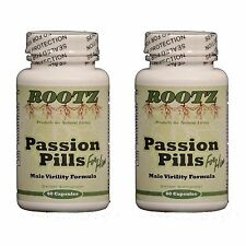 2 Bottles (1000mg) Horny Goat Weed Increase Sexual Performance, Stamina