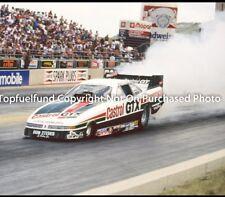 John Force Castrol GTX NHRA Top Fuel Funny Car 8x10 Ca 1993 Oldsmobile