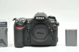 Nikon D200 10.2MP DX Digital SLR Camera SN3166653 SC7277