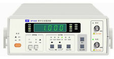 Digital Ac Millivoltmeter Voltmeter Frequency Counter 5hz To 3mhz Rs232 Port