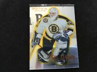 1995-96 Select Certified Edition Mirror Gold Silver Bill Ranford #55 NM/M