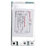 7S 24V 15A Li-Ion Lithium Battery Protection Board BMS PCB Board for E-Bike