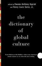 The Dictionary of Global Culture: What Every American Needs to Know as We Enter