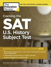 College Test Preparation Ser.: Cracking the Sat U.S. History Subject Test by Pr…