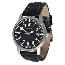 Aristo hombres Messerschmitt reloj pilotos me 262l Automático Me262l-aero