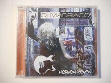 OLIVIA ADRIACO : HEAVEN SEVEN [ CD ALBUM NEUF PORT GRATUIT ]