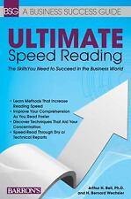 Barron's Business Success: Ultimate Speed Reading by H. Bernard Wechsler and Art