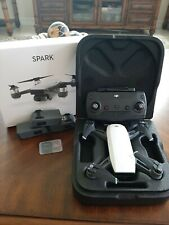 DJI Spark Combo With Controller And 3 Batteries