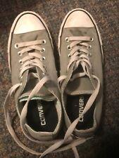 converse womens size 7 Grey