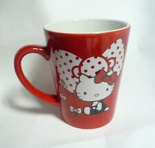 KIT KAT Limited Edition RED CUP MUG HELLO KITTY Red Bow Nestle MALAYSIA 2017
