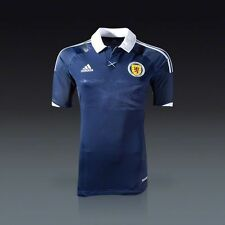 adidas Scotland Home Football Shirts (National Teams)