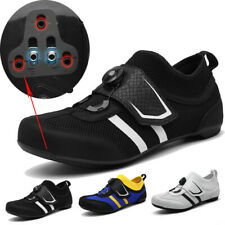 Outdoor MTB Road Cycling Shoes Men Self-locking Bicycle Shoes Bike Racing Shoes