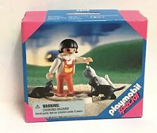 Playmobil   4605  Girl with Cats -  NEW - 2002