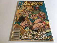 Marvel Comics Earth's Mightiest Heroes The Avengers #358