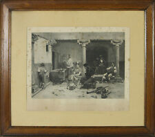 I1-015. CHAQUE ÂGE A SES PLAISIRS. ENREGISTRE SUR PAPIER. WORMS J. GOUPIL. 1879.
