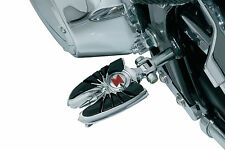 Widow Spider Driver Foot Pegs & Adapters for Can-Am Spyder RS New