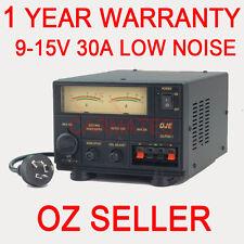 Adjustable Power Supply Switching Mode 9-15V 30A 13.8V 12V CB HAM Radio OZ YAESU