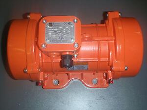 OLI MVE 1300/3 Unwuchtmotor Vibrationsmotor Gleitschleifen Rüttler Außenrüttler