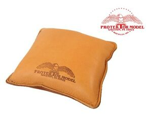 PROTEKTOR MODEL - NEW #18 PILLOW BAG GUN REST BENCH SHOOTING - MADE IN U.S.A.