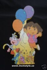 Dora & Booth  Birthday Party Cake topper