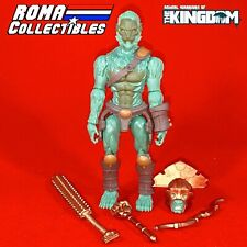 Animal Warriors of the Kingdom TOMANS the Bog Warrior - ROMA Exclusive