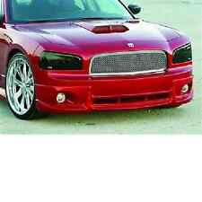 2006 2007 2008 2009 2010 Charger Acrylic Smoke GTS Headlight Light Covers Pair