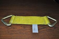 """MoClamp 6301 Nylon Sling W/Triangles Mo Clamp 20.5""""L x4""""w  Made in USA"""