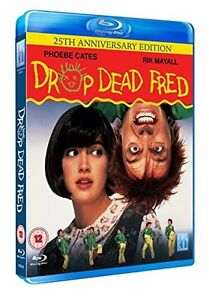 Drop Dead Fred (1991) Phoebe Cates Blu-Ray BRAND NEW Free Ship (USA Compatible)