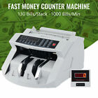 1000/Min Currency Counter Machine Bank Note Counting Machine for 130 Bill Stacks