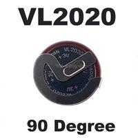 Genuine VL2020 Rechargeable Battery for BMW MINI E60 Remote Fob Key Panasonic