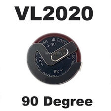 Genuine VL2020 Rechargeable Battery for BMW MINI E60 Remote Fob Key Panasonic