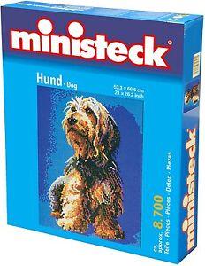 Ministeck Pixel Puzzle (31885): Dog 8700 pieces