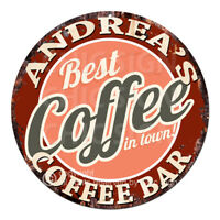 CBCB0081 ANDREA'S COFFEE BAR Mother's day Birthday Christmas Gift For Women