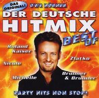 Der Deutsche Hit Mix (2000, Uwe Hübner) Best of:Anton feat. DJ Ötzi, Iree.. [CD]
