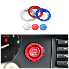 Fit For 2013-2019 Rang Rover Car interior Start Stop Engine Push Button Cover SU