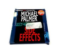 Side Effects by Michael Palmer CD Abridged Audiobook