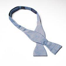Lazyjack Press Men's Lifting Bow Tie - Light Blue