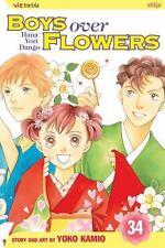 Boys Over Flowers, Vol. 34 (Boys Over Flowers: Hana Yori Dango) by Kamio, Yoko