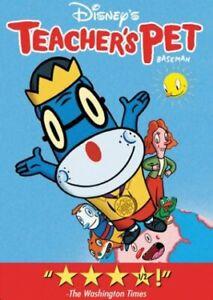 GOOD DVD  DISNEY Teacher's Pet 2004 Nathan Lane Kelsey Grammer