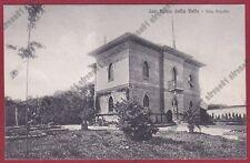 ASTI SAN PAOLO SOLBRITO - SAN PAOLO DELLA VALLE - VILLA REPETTO Cartolina V 1920