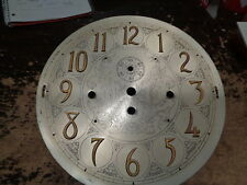 Antique-Grandfather Clock Dial-Ca.1925--#P653