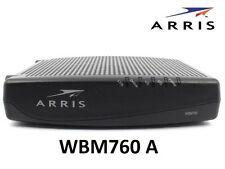 Arris WBM760A Touchstone Cable Modem Docsis 3.0 - WOW, COX, SUDDENLINK