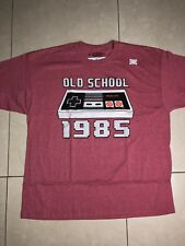 nintendo Old School Shirt Size 2x
