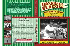 1957 World Series Complete Game 1 TV Broadcast, Yankee Stadium, Spahn vs Ford!