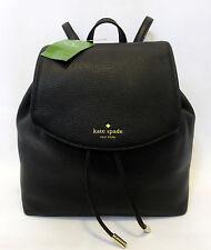 Kate Spade Small Breezy Mulberry Street Backpack Black Book Bag Travel Bag $329