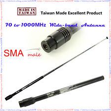 Diamond Rh795 Stle Wide Band Sma Male Antenna for Police Fire Receiver Scanner