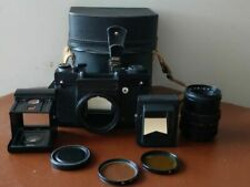Kiev 60 Vintage 1978 Soviet SLR Amera with 90mm 2.8  Lens is a good condition